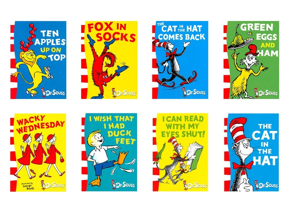 我们选中了《戴高帽的猫》,因为这个故事里有小动物,小孩子,还有小